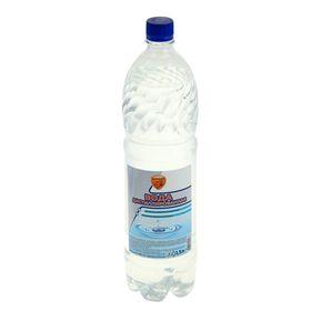Вода дистиллированная Элтранс, 1,5 л, бутыль Ош