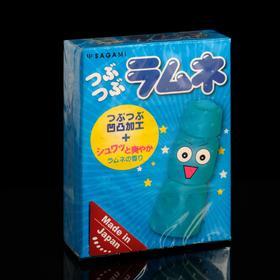 Презервативы Sagami Lemonade, 5 шт./уп.