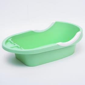 """Ванна детская """"Малышок люкс"""" большая, цвет зеленый"""