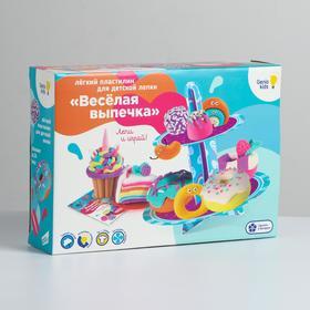 """Набор для детской лепки из легкого пластилина """"Весёлая выпечка"""" TA1717"""