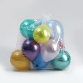 Bags for transporting inflated balloons, set of 5 pcs, 1.12m