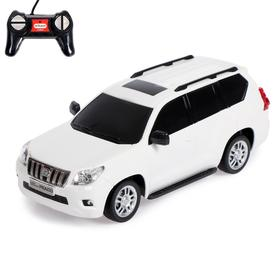 Car radio-controlled Toyota Land Cruiser Prado, 1:24, battery operated, MIX