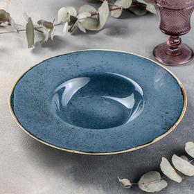 Тарелка для пасты Хорекс Blu reattivo , d=31 см, h=5,5 см, 500 мл