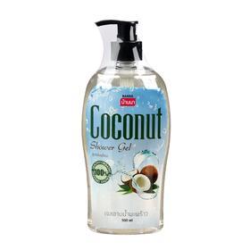 Гель для душа Banna, кокос, 500 мл