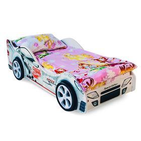 Детская кровать-машина Бельмарко «Безмятежность»