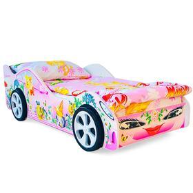 Детская кровать-машина Бельмарко «Фея»