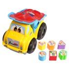 Развивающая игрушка-сортер «Грузовик», МИКС - фото 106524152