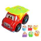 Развивающая игрушка-сортер «Грузовик», МИКС - фото 106524154