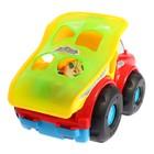 Развивающая игрушка-сортер «Грузовик», МИКС - фото 106524155