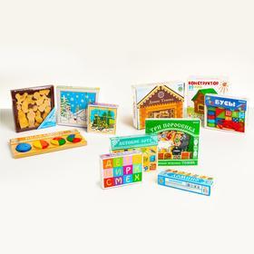 Набор «Я фантазирую» 11 игрушек, от 3-4 лет