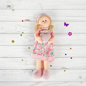 Подвеска «Кукла Инна», с сердцем в ручках, виды МИКС