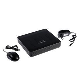 Видеорегистратор мультигибрид EL RA-541, AHD/TVI/CVI/CVBS/IP, 1080 Р, 4 канала