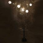 """Светильник напольный LED """"Волшебные пузыри"""" h=130см (220В/3,25Вт) с выкл"""