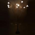"""Светильник напольный LED """"Снежный букет"""" h=130см (220В/3,25Вт) с выкл"""