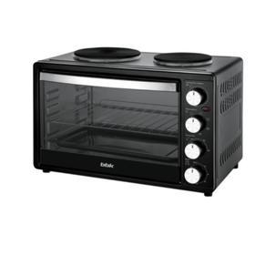 Мини-печь BBK OE 3071 M-2 P, 1500 Вт, 30 л, гриль, таймер, чёрная