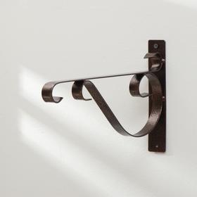 Bracket for pots, 30 cm, metal,
