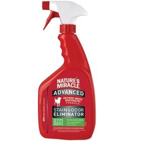 Спрей 8in1 NM Advanced от пятен и запахов от собак, с усиленной формулой, 945 мл