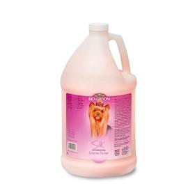 Кондиционер-ополаскиватель Bio-Groom Silk Condition, для блеска и гладкости шерсти, 3.8 л