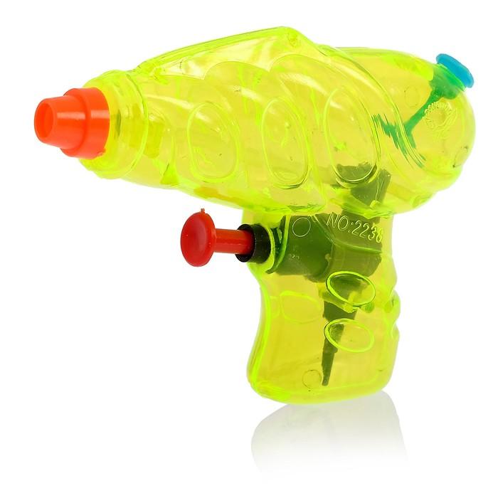 """Водный пистолет """"Летний бум"""", цвета МИКС"""