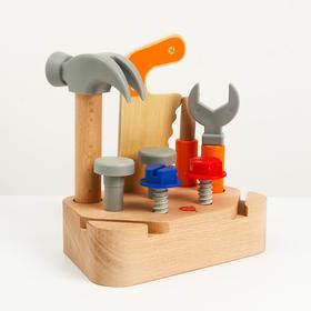 Игрушка «Маленький плотник»