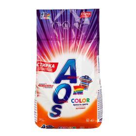 Порошок AOS Color Automat, 3кг