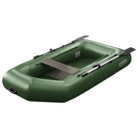 Надувная лодка «Феникс» 250, цвет оливковый