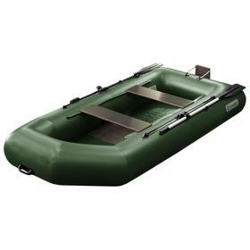 Надувная лодка «Феникс 280Т», цвет оливковый