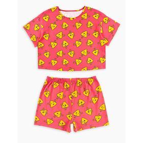 Пижама с шортами Nachos, рост 146 см