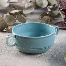 {{photo.Alt || photo.Description || 'Чашка бульонная «Акварель» 380 мл, цвет голубой'}}