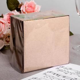 Paper napkins Greena 2 layers 85 sheets 24x24
