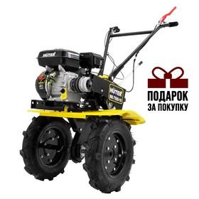 Мотоблок Huter МК-7500М-10, бенз., 7.5 л.с., 5.5 кВт, 2/1 ск., шир./гл. 100/30 см