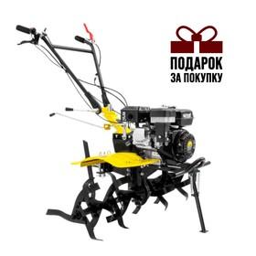 Мотоблок Huter МК-8000М BIG FOOT, бенз., 8 л.с., 6 кВт, 2/1 ск., шир./гл 100/30 см + ПОДАРОК