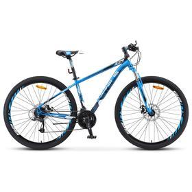 """Велосипед 29"""" Stels Navigator-910 MD, V010, цвет синий/черный, размер 18,5"""""""