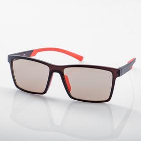 Водительские очки SPG «Солнце» luxury, AS109 черно-красные