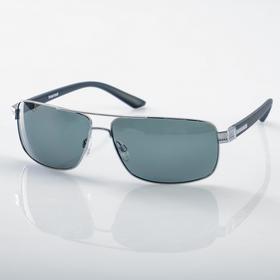 """Поляризационные очки """"POLARMASTER"""" PL02 L3 серо-черные"""