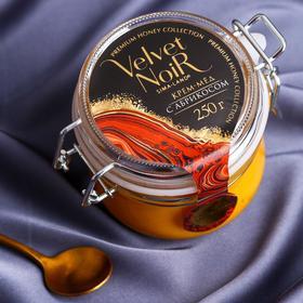 Кремовый мёд Premium collection, с абрикосом, 250 г.