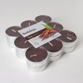 A set of aromatic tea candles