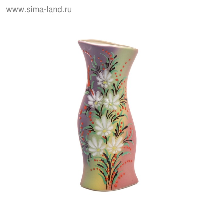 "Ваза ""Натали"" цветы ромашки"