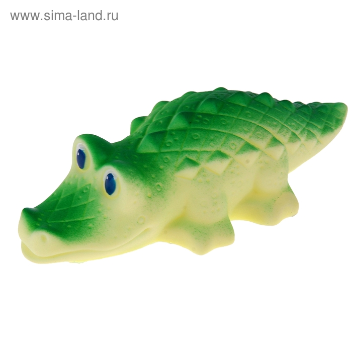 """Резиновая игрушка """"Крокодил"""""""