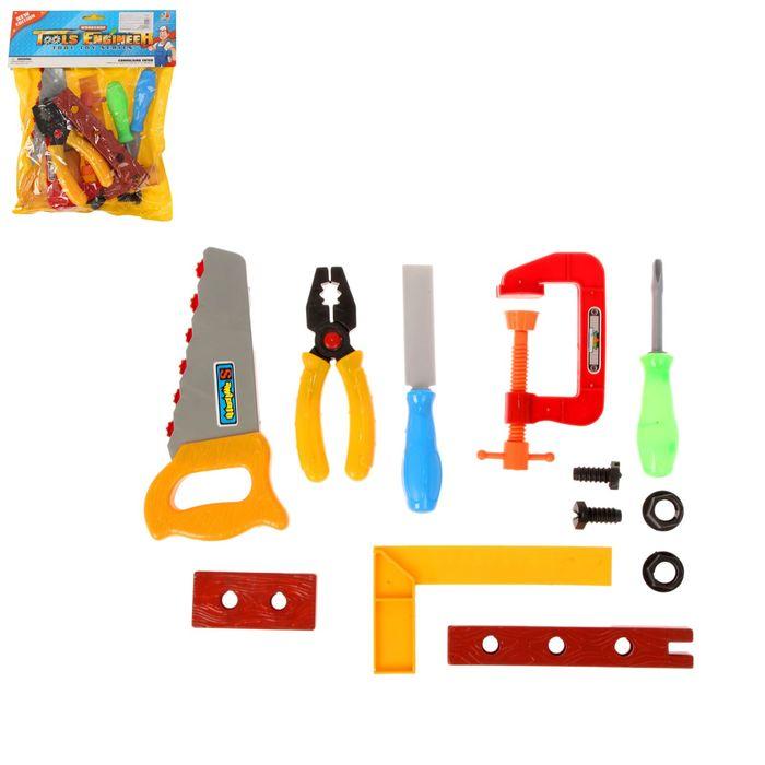 Набор инструментов «Инженер», 12 предметов