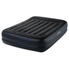 Кровать надувная Pillow Rest Raised 152 х 203 х 42 см, с встроенным насосом, 220-240V, 64124NP INTEX - фото 876963
