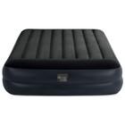 Кровать надувная Pillow Rest Raised 152 х 203 х 42 см, с встроенным насосом, 220-240V, 64124NP INTEX - фото 876964