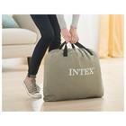 Кровать надувная Pillow Rest Raised 152 х 203 х 42 см, с встроенным насосом, 220-240V, 64124NP INTEX - фото 876967