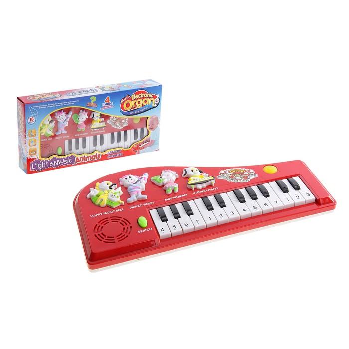 Музыкальная игрушка-ионика «Весёлый оркестр», звуковые эффекты