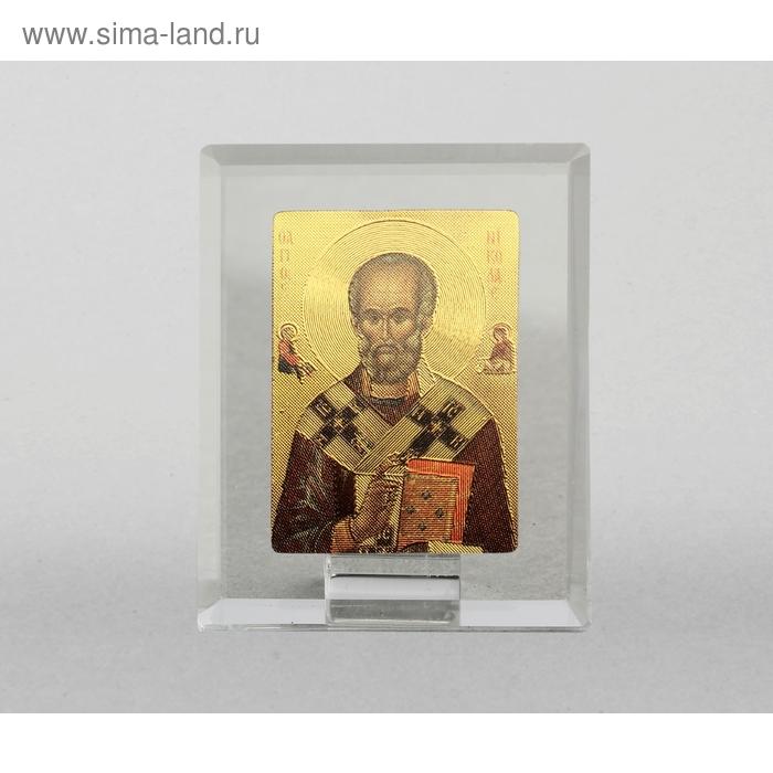 """Икона """"Николай Чудотворец"""""""