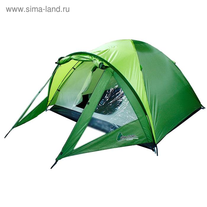 Палатка туристическая Trekker 3-х местная