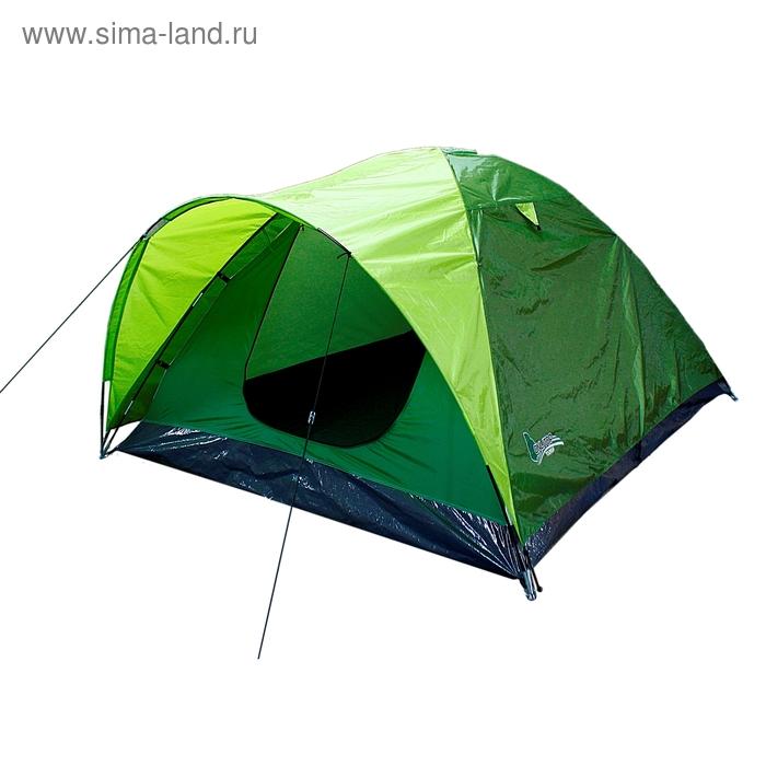 Палатка туристическая Colite 3-х местная, ткань рипстоп