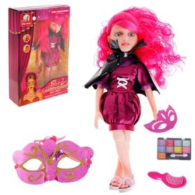 Кукла шарнирная «Бал-маскарад Вампиресса» с аксессуарами, высота 43 см