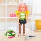 Кукла шарнирная «Бал-маскарад Фея» с аксессуарами, высота 43 см