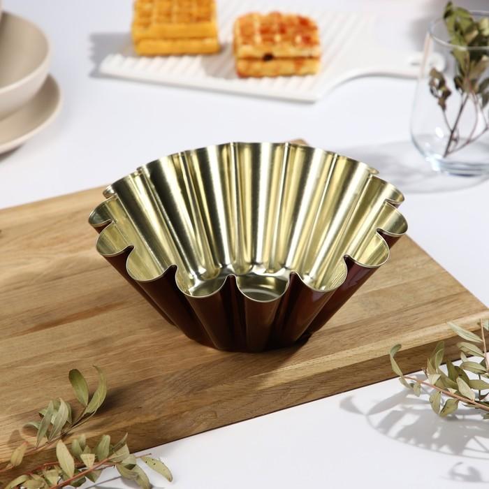 Форма для выпечки кулича с антипригарным покрытием